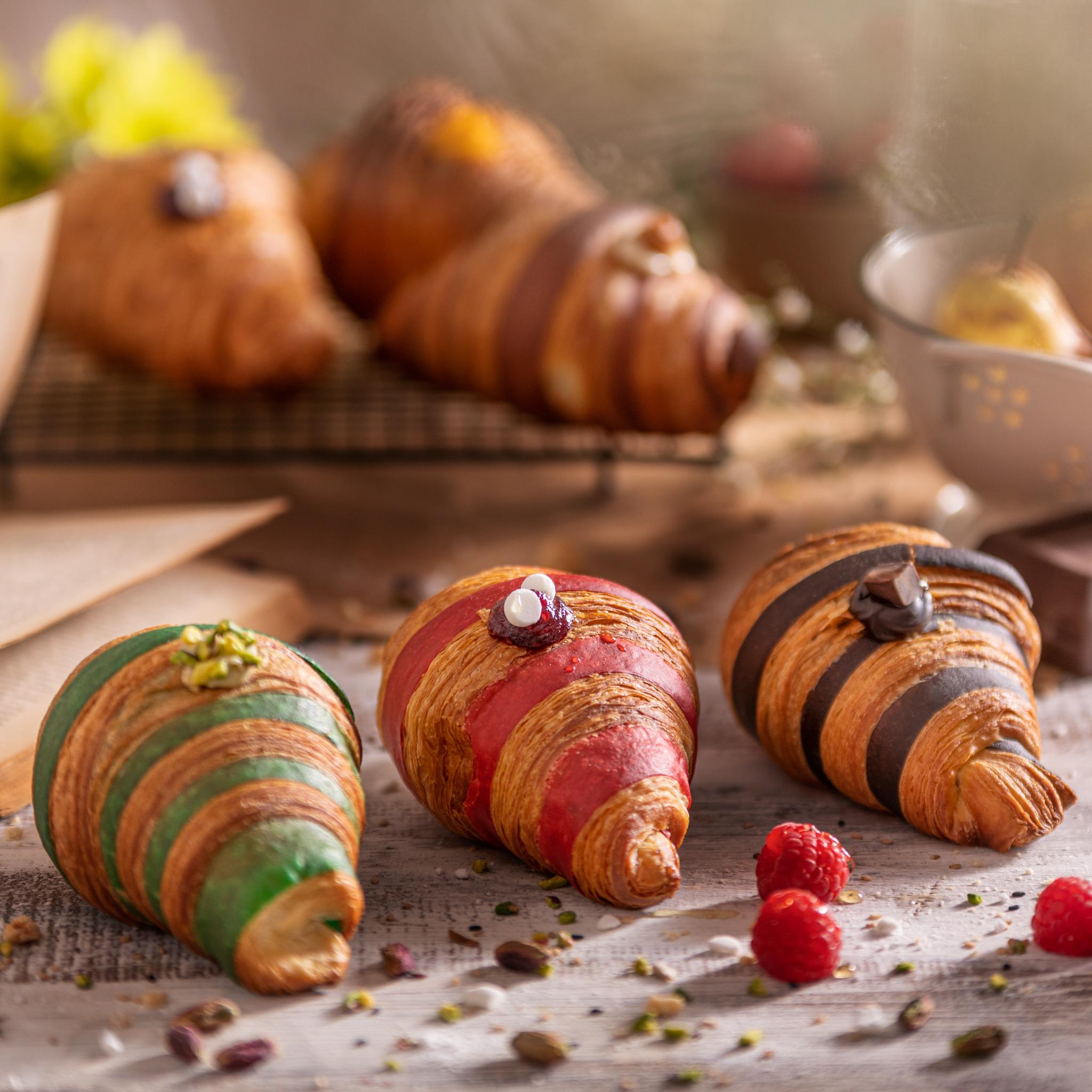 Croissant Derecò Pasticceria Castiglione delle Stiviere